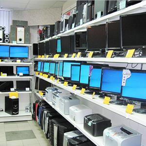 Компьютерные магазины Алабино
