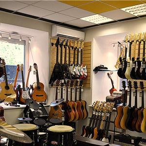 Музыкальные магазины Алабино