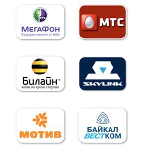Операторы сотовой связи Алабино