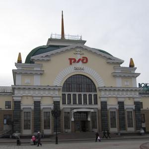 Железнодорожные вокзалы Алабино